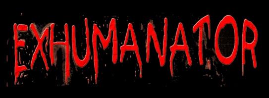 Exhumanator - Logo
