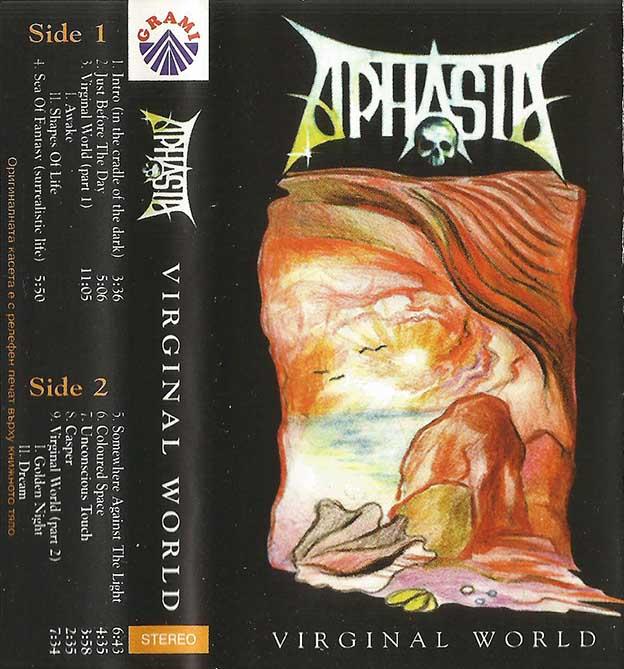 Aphasia - Virginal World
