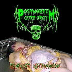 Postmortem Gore Orgy - Depraved Necrophilism