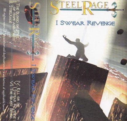 Steelrage - I Swear Revenge