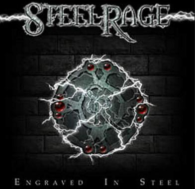 Steelrage - Engraved in Steel