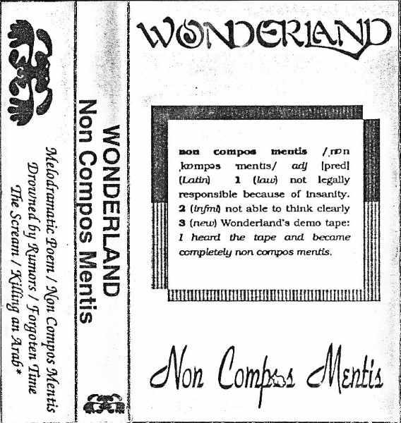 Wonderland - Non Compos Mentis