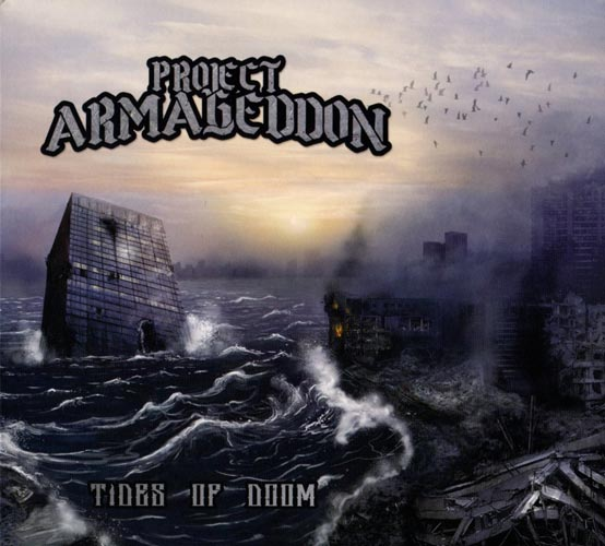 Project Armageddon - Tides of Doom