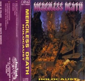 Merciless Death - Holocaust