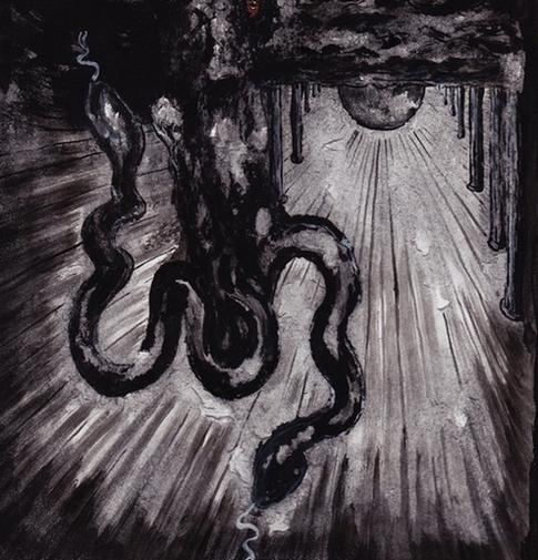 Charnel Winds / Verge - Two Serpents
