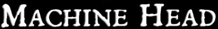 Machine Head - Logo