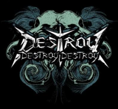 Destroy Destroy Destroy - Logo