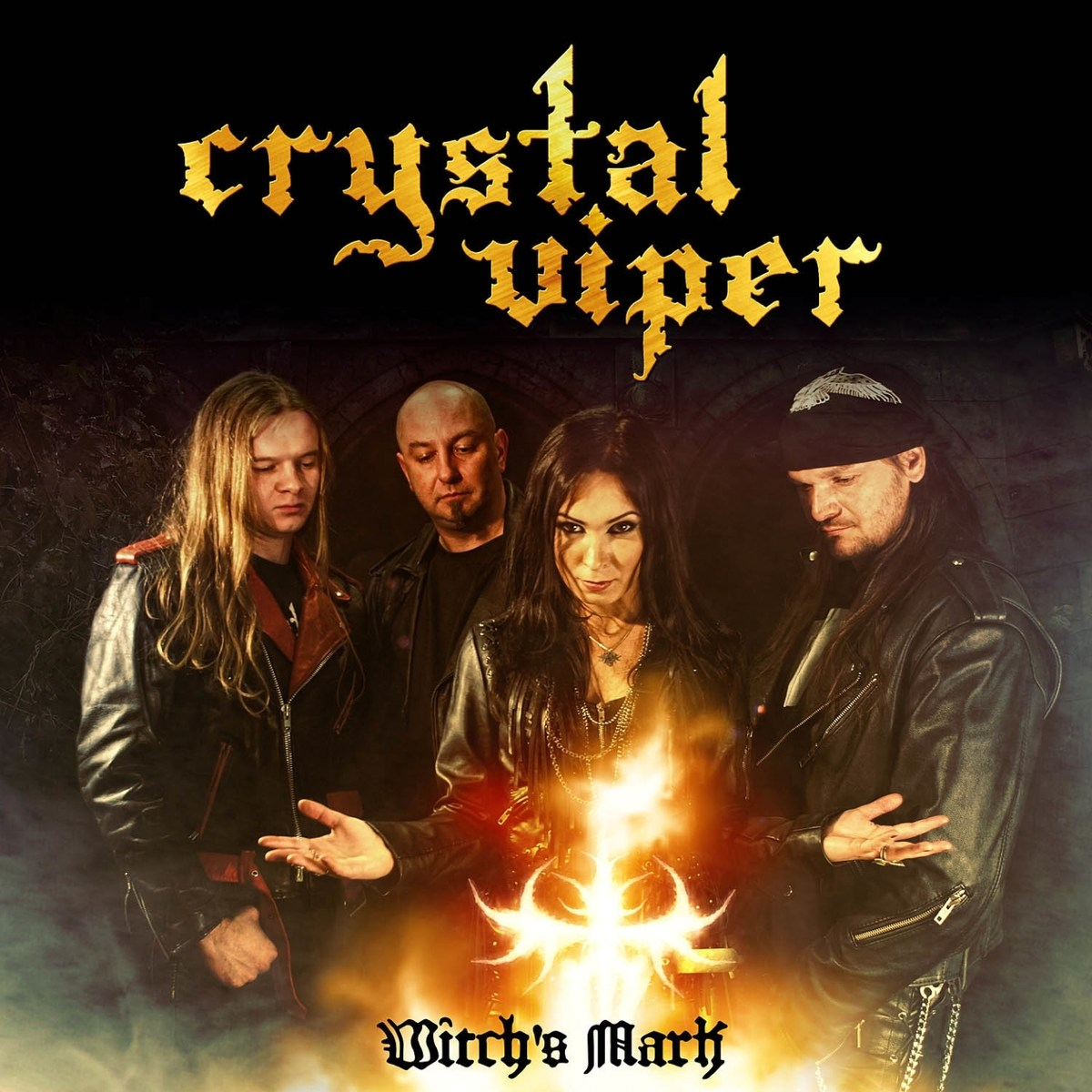 Crystal Viper - Witch's Mark