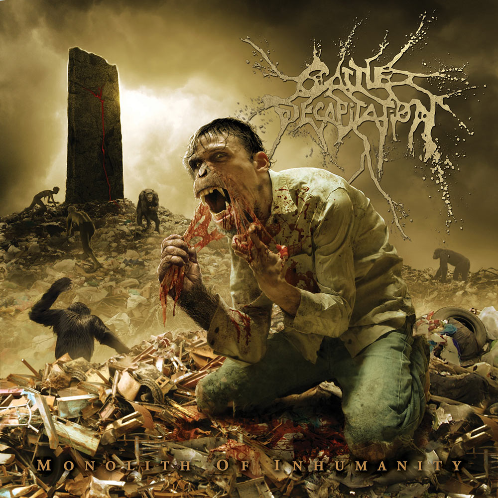 Cattle Decapitation - 2012 - Monolith Of Inhumanity (Progressive Death Metal)