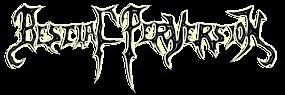 Bestial Perversion - Logo