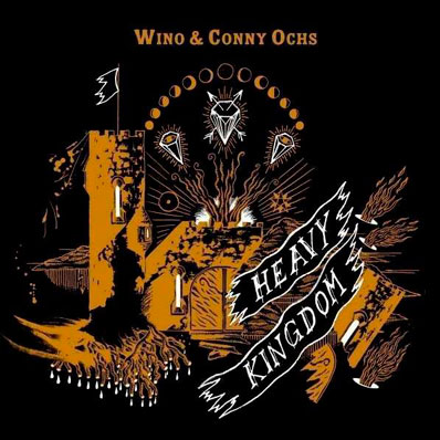 Wino - Heavy Kingdom