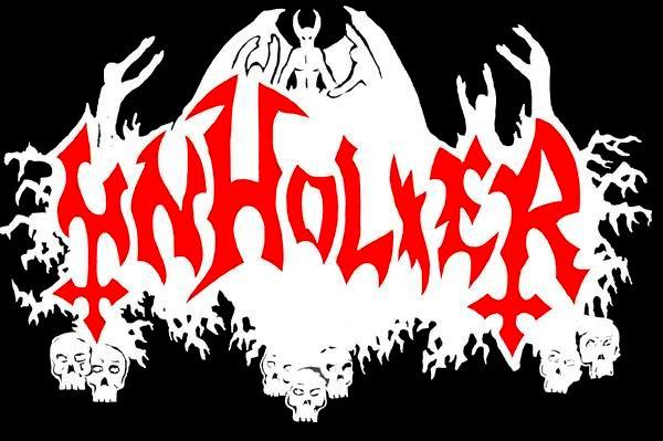 Unholier - Logo
