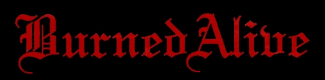 Burned Alive - Logo