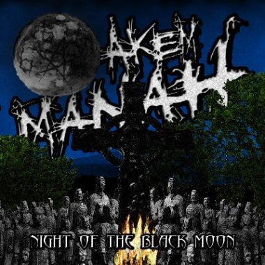 Akem Manah - Night of the Black Moon