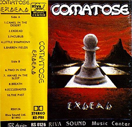 Comatose - Exdead