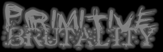 Primitive Brutality - Logo