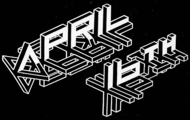 April 16th - Logo