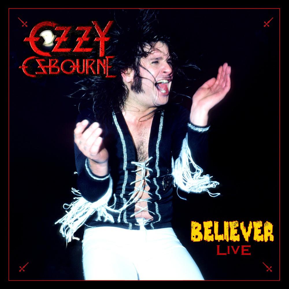 Ozzy Osbourne - Believer: Live