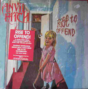 Anvil Bitch - Rise to Offend