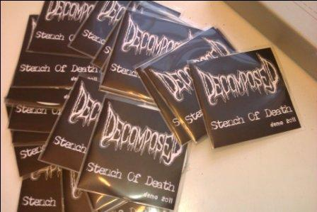 Decomposed - Stench of Death