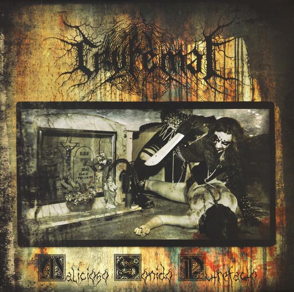 Cryfemal - Malicioso sonido putrefacto