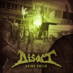 Disact - Grind Breed