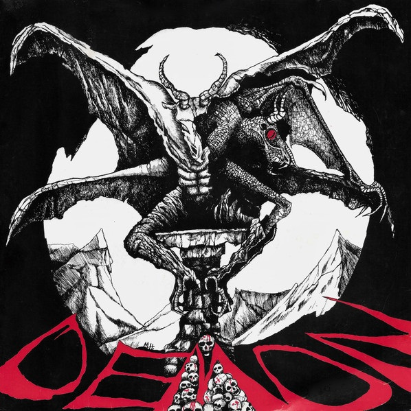 Demon - Liar