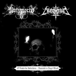 Nudimmud / Natimorto - O Ventre do Infortúnio / Anointed in Angel Blood