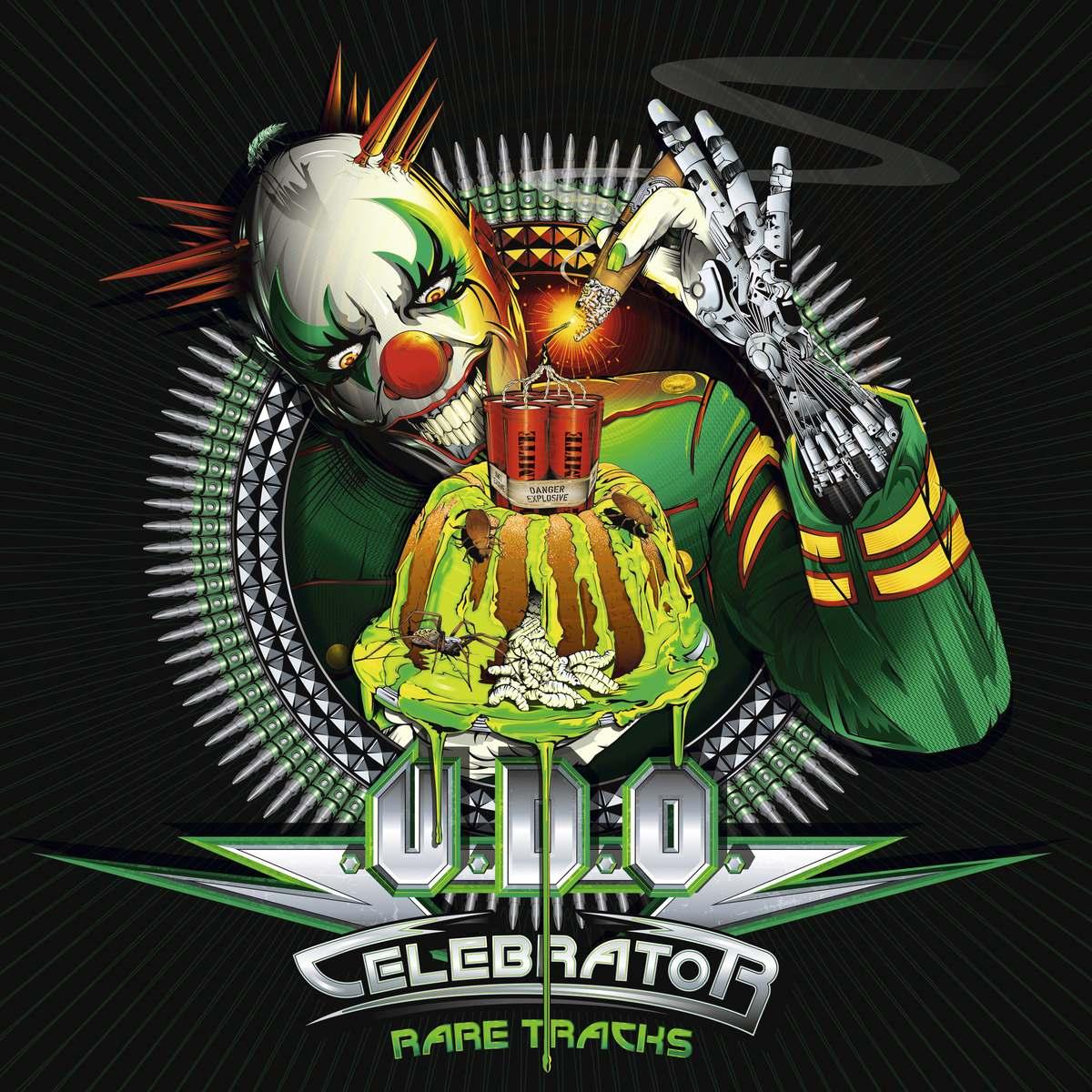 HammerFall / U.D.O. / Raven / Lordi - U.D.O.: Celebrator (Rare Tracks)