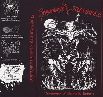 Demonification / Kasbeel - Ceremony of Demonic Return