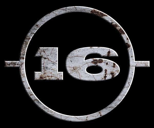 16 - Logo