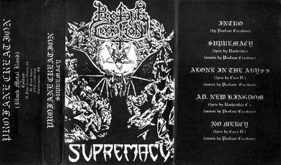 Profane Creation - Supremacy