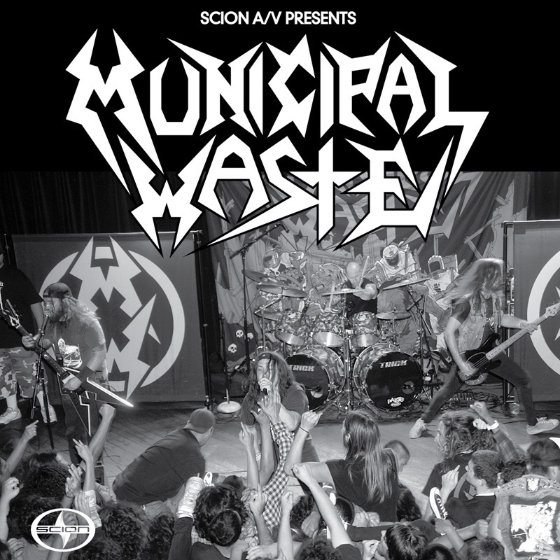Municipal Waste - Scion Presents: Municipal Waste