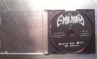 Epitaphium - Behind the Wall of Christ