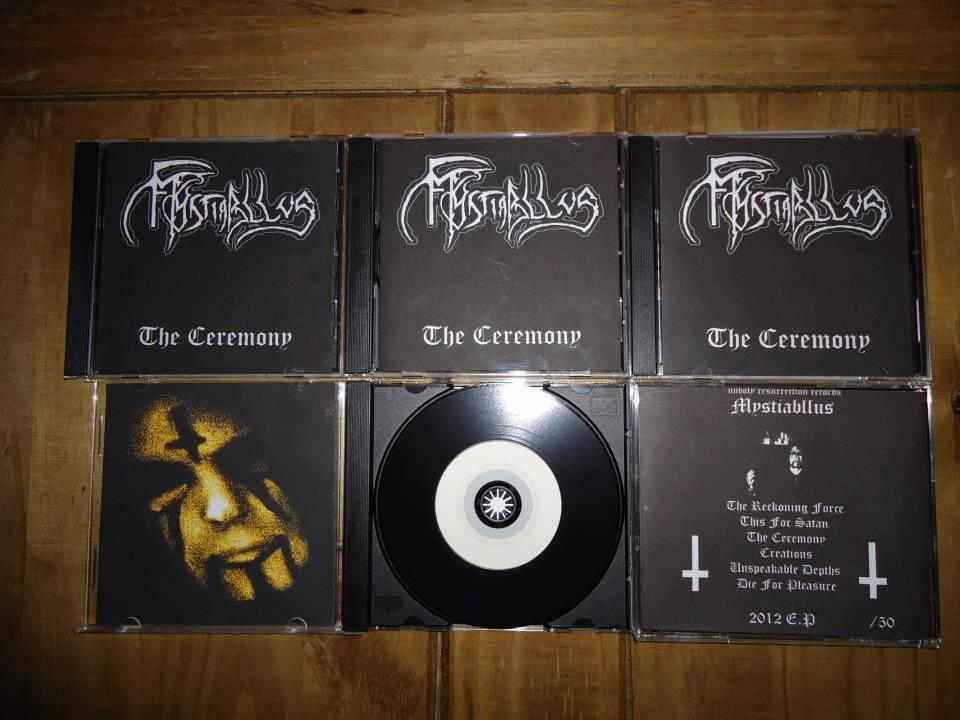 Mystiabllus - The Ceremony