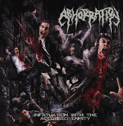Abhorration - Infatuation with the Accursed Enmity