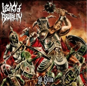 Legacy of Brutality - Ad Bellum