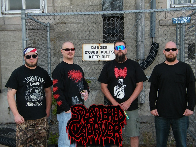Splattered Cadaver - Photo