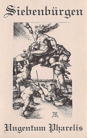 Siebenbürgen - Ungentum Pharelis