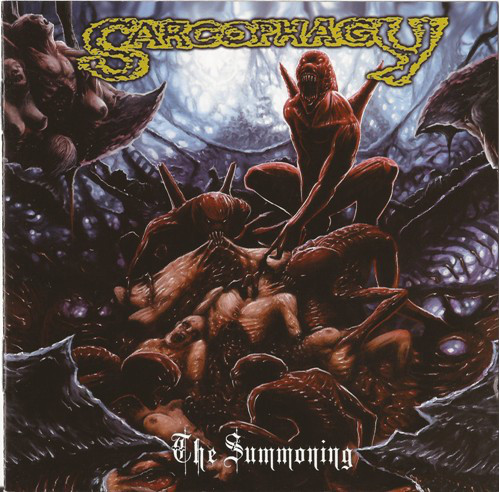 Sarcophagy - The Summoning