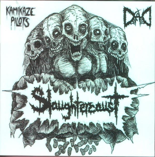Draug - Slaughtercaust