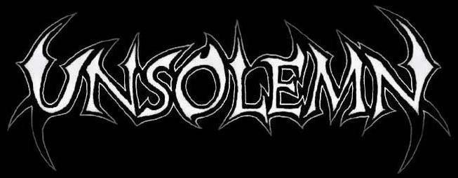 Unsolemn - Logo