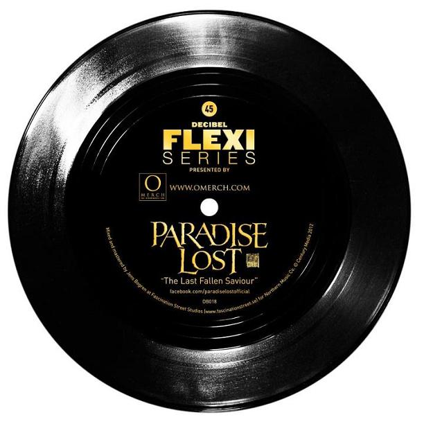 Paradise Lost - The Last Fallen Saviour [Single] (2012)