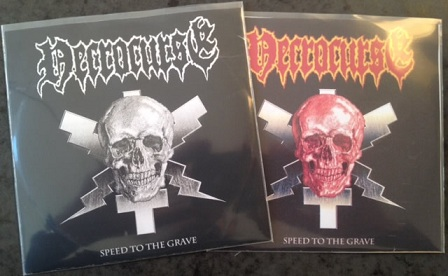 Necrocurse - Speed to the Grave