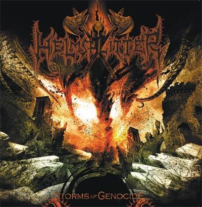 Helmsplitter - Storms of Genocide