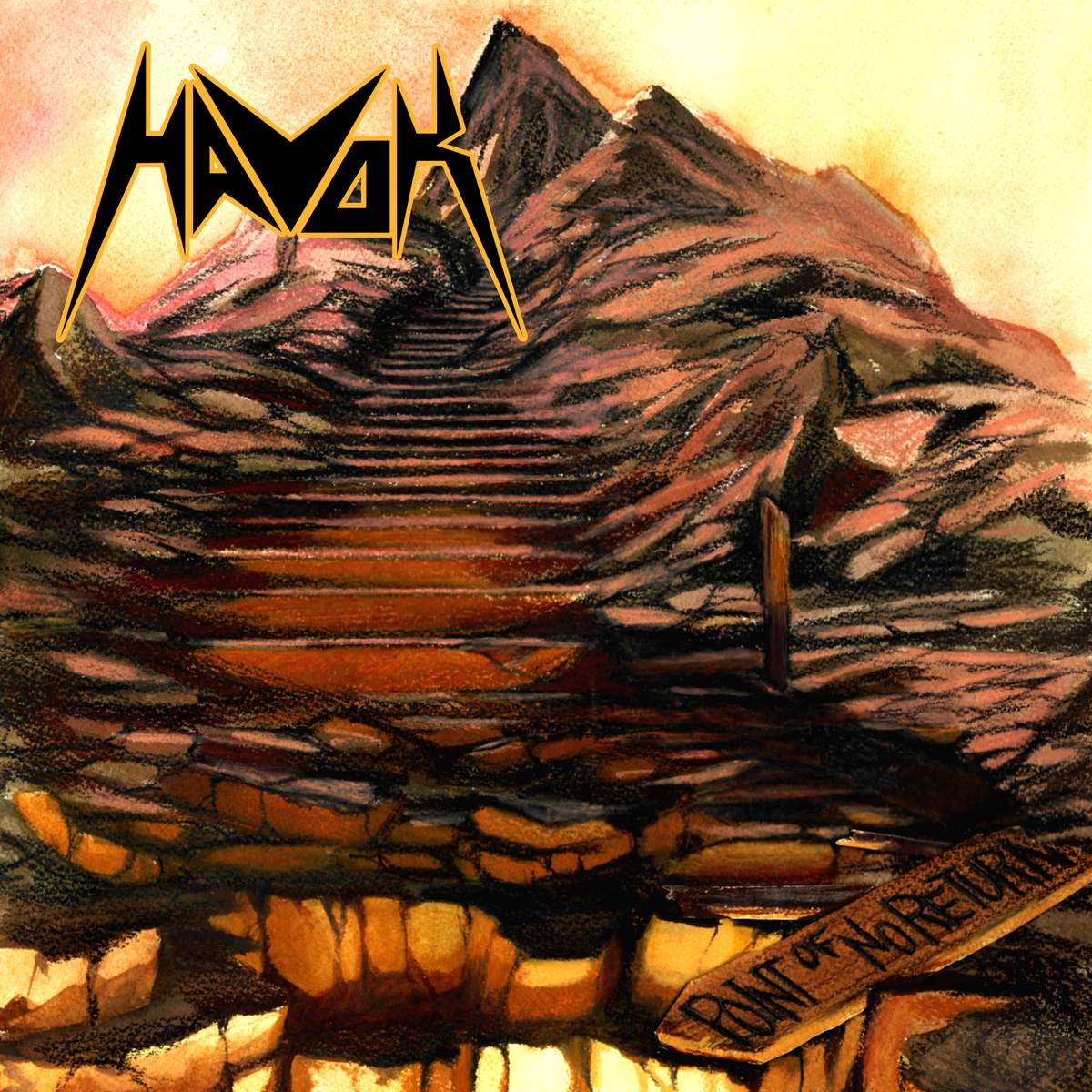 Havok - Point Of No Return
