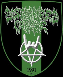 Disfigured Corpse - Logo