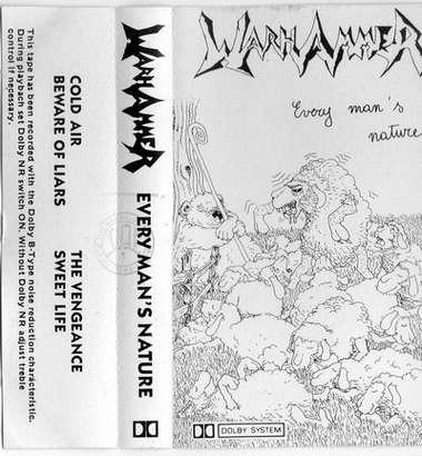 Warhammer - Every Man's Nature