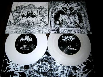 Nunslaughter / Fetid Zombie - NunSlaughter / Fetid Zombie