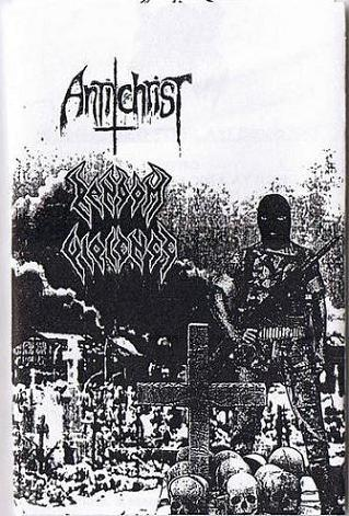 Antichrist / Random Violence - Summoned to Slay / The Mission of Death